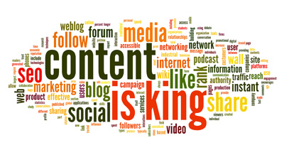 content is king 400